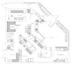 floor plan for bakery nettie jane u0027s bakery kitchen design mise designs