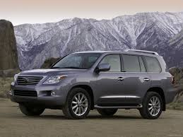 lexus lx 570 wallpaper lexus lx 570 2008 picture 3 of 65