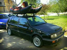 vwvortex com show me your mk3 roof racks