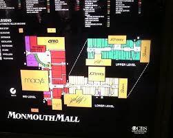 montgomery mall map monmouth mall eatontown jersey labelscar