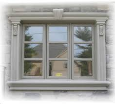 Architectural Cornices Mouldings Stucco Stucco Trim Stucco Cornice And Sill At Prime Mouldings