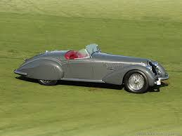 1938 alfa romeo 8c 2900b lungo spyder alfa romeo supercars net