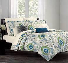 Cynthia Rowley Bedding Queen Cynthia Rowley New York Comforter Set Home Design Ideas