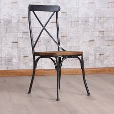 Industrial Dining Chair Dining Chair American Country Iron Chair Retro Do The