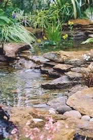 Backyard Creek Ideas Diy Stream And Pond Google Search My Misc Pinterest