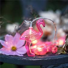 Bird String Lights by Led Ice Lolly Flamingo Pineapple Fairy String Lights Chain Battery