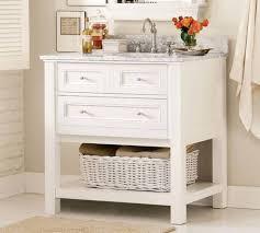 Pottery Barn Bathroom Vanities Bathroom White Vanities With Marble Tops Navpa2016