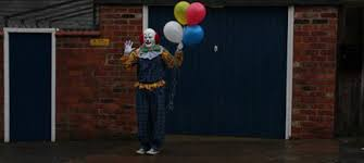 balloons clown a mystery clown has appeared in northton anglophenia