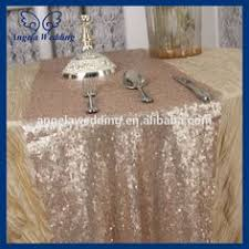 Sequin Table Runner Wholesale Ru009d New Gorgeous Wholesale Custom Made Sequence Peach Sequin
