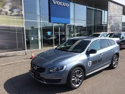 volvo eu volvo v60 cross country d4 awd summum at6 polestar for 46 590 00