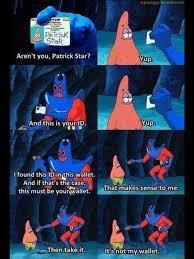 Spongebob Wallet Meme - that s not my wallet spongebob pinterest spongebob