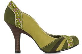 Shoo Fast ruby shoo ruby shoo s closed toe pumps green shoes