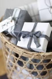 gift basket wrapping paper nastri di tessuto fai da te idee per incartare