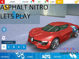 renault dezir djjplays asphalt nitro renault dezir new update gameplay youtube