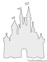 25 disney castle silhouette ideas disney