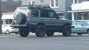 land rover discovery black black roof on white rover land rover forums land rover