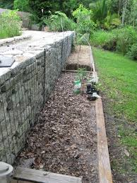 Concrete Ideas For Backyard Backyard Ideas For Gabion Walls Hometalk