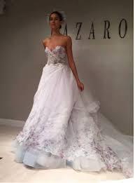 lazaro wedding dress bridal trends for 2016