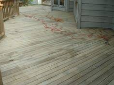 professional deck cleaning expert wood refinishing service