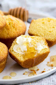 honey cornbread muffins thanksgiving