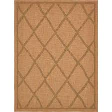 Outdoor Rug 9 X 12 9 X 12 Solid Gradient Outdoor Rugs Rugs The Home Depot