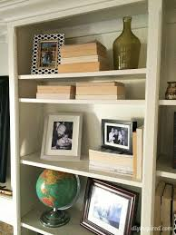 how to decorate a bookshelf bookshelf décor ideas diy inspired