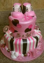 baby rump cakes for girls pin baby shower fondant cake