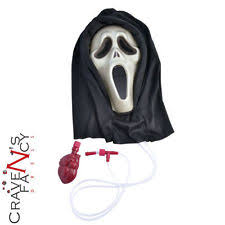 Halloween Costumes Scream Mask Scary Movie Mask Ebay