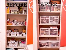 Before And After Organizing by New How To Organize A Small Closet Before And After Thraam Com