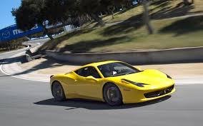 camo ferrari 458 2010 ferrari 458 italia laguna lap motor trend