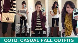 casual fall ootd casual fall fall fashion miss louie