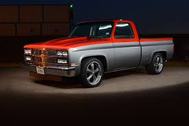 1986 chevy c10 tail lights this cool 1986 c10 is low buck and owner built rod network