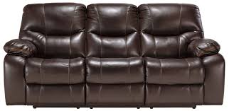 pranas brindle reclining sofa from ashley 4790088 coleman