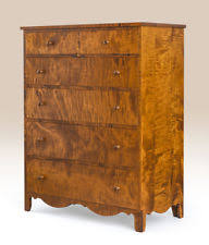 shaker style dressers u0026 chests of drawers ebay