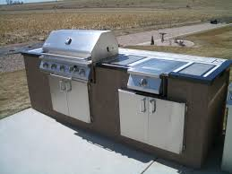 Prefabricated Outdoor Kitchen Islands by Affordable Outdoor Kitchen Islands For Exterior L Shaped