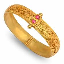 bracelet gold patterns images Traditional gold jewellery maharashtrian marathi ornaments JPG