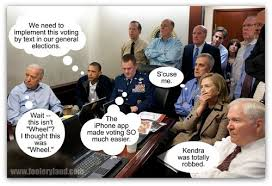 Situation Room Meme - the situation room was tense foolery