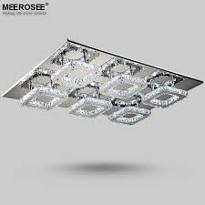Crystal Ceiling Mount Light Fixture by Crystal Flush Mount Ceiling Lights Promotion Shop For Promotional