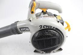 Blower Vaccum Ryobi 2 Cycle Blower Vacuum Property Room