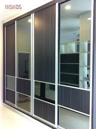 Hanging Sliding Closet Doors Closet Closet Door Alternative Closet Door Alternatives