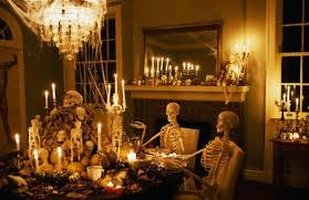 How To Decorate Your Home For Halloween Halloween Home Decorating Ideas Home Design Inspirations