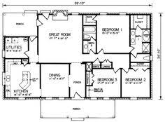 floor plans for houses rectangle house plans vdomisad info vdomisad info