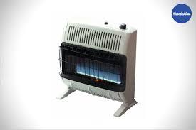 wall mount propane heaters mr heater 30 000 btu natural gas blue flame vent free heater