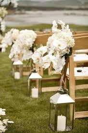 aisle decorations blending beautiful wedding wednesday ceremony aisle decor