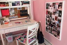 preppy and pink u2026a bedroom redo