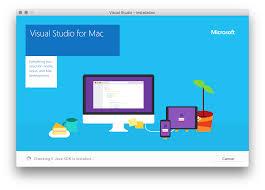 install visual studio for mac microsoft docs