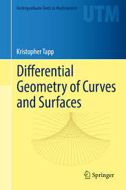 differential geometry of curves and surfaces ebook by kristopher