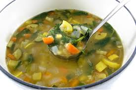 nutritious vegetable barley soup with weight watchers points