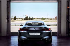 800 series bmw this is the bmw 8 series concept in all its