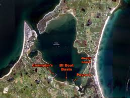 Block Island Map Coast Guard Local Agencies Search For Possible Person In Water